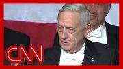 Mattis mocks Trump's bone spurs during Al Smith dinner speech 5