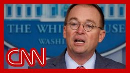 Mulvaney says 'get over it' after admitting to quid pro quo 2