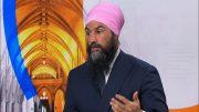 Debrief at the Desk: Jagmeet Singh on the progressive vote 2