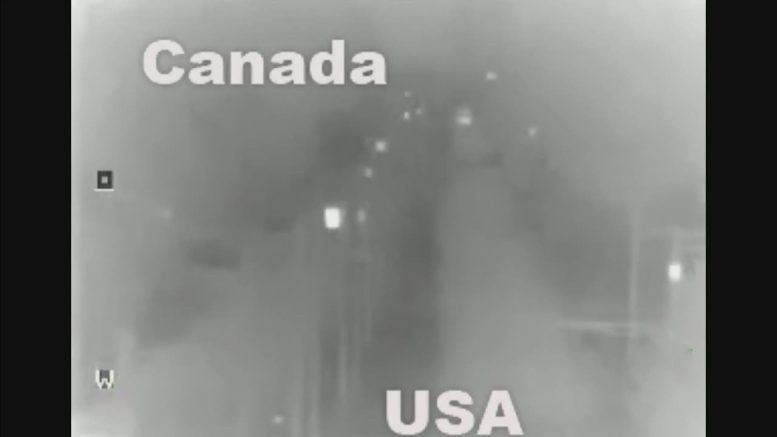 Video raises questions about 'accidental' U.S. border crossing 1