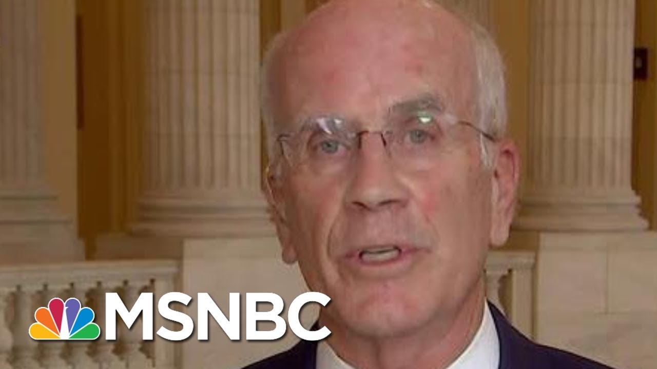 Sondland Testimony: Clear That Giuliani Was In Charge Of The Real Ukraine Policy   MTP Daily   MSNBC 1