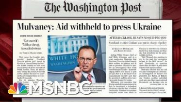 Joe: Thursday One Of The Most Significant News Days | Morning Joe | MSNBC 6