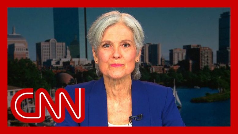 Stein says Clinton promoting 'unhinged conspiracy theory' 1