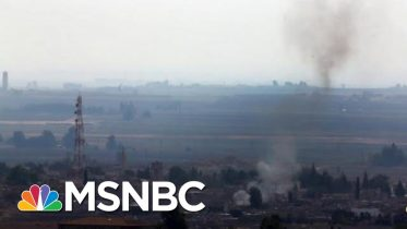 Fighting Continues On Syria-Turkey Border Despite Ceasefire | Velshi & Ruhle | MSNBC 6