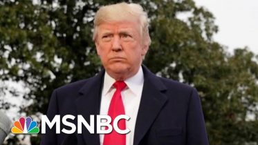 President Donald Trump's Inner Circle The Focus Of The Impeachment Push | Velshi & Ruhle | MSNBC 6