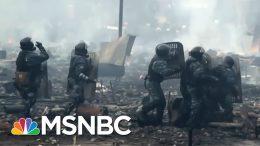 Trump & Ukraine: Russia Looms Large In Ukrainian Politics | On Assignment with Richard Engel | MSNBC 7