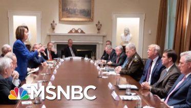 Revelations Show President Donald Trump At The Center Of The Ukraine Scandal   Deadline   MSNBC 6