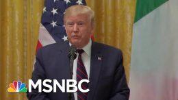 Trump's Claim Kurds Are Happy: 'It's Simply Absurd, Cruel, It Makes Him Stupid' | Deadline | MSNBC 1