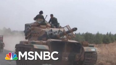 Full McGurk: Our Ability To Influence Situation In Syria Is 'Extremely Limited' | MTP Daily | MSNBC 6