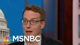 Fahrenthold: Doral 'Not An Ideal Place' To Host G7 Summit | MTP Daily | MSNBC 1