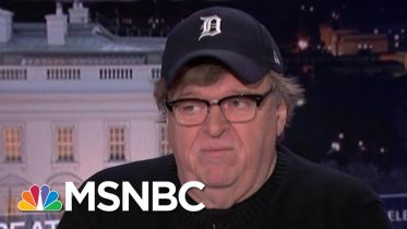 Michael Moore Endorses Bernie Sanders On MSNBC 'He Can Win This' | The Beat With Ari Melber | MSNBC 6