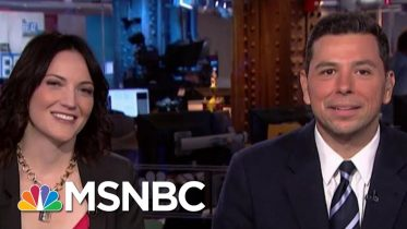 MSNBC Host Takes On NCAA: Pay College Players   The Beat With Ari Melber   MSNBC 9
