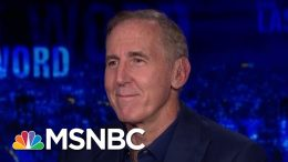 How Impeachment Fear Has Made President Donald Trump Worse | The Last Word | MSNBC 7