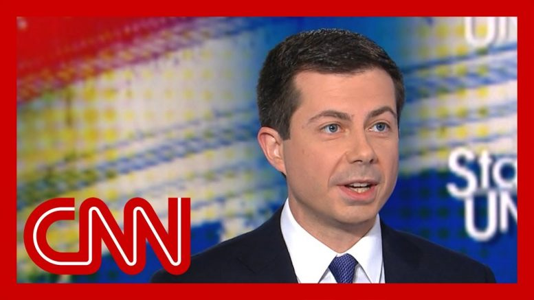 Pete Buttigieg: When a president talks like this, it has implications 1