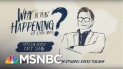 The Rule Of Law In The Era Of Trump With Kate Shaw | Why Is This Happening? - Ep 4 | MSNBC 3