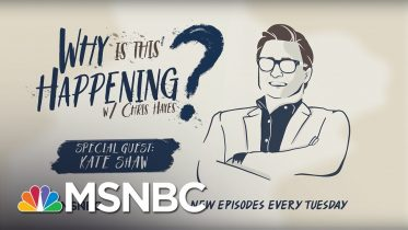 The Rule Of Law In The Era Of Trump With Kate Shaw | Why Is This Happening? - Ep 4 | MSNBC 10
