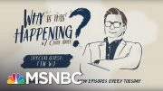 Who Broke The Internet? With Tim Wu | Why Is This Happening? - Ep 5 | MSNBC 3
