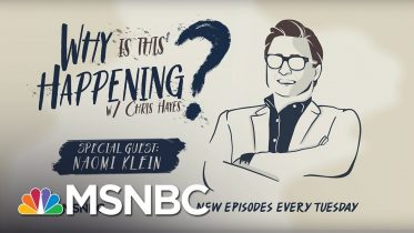 Destruction In Puerto Rico With Naomi Klein | Why Is This Happening? - Ep 8 | MSNBC 6
