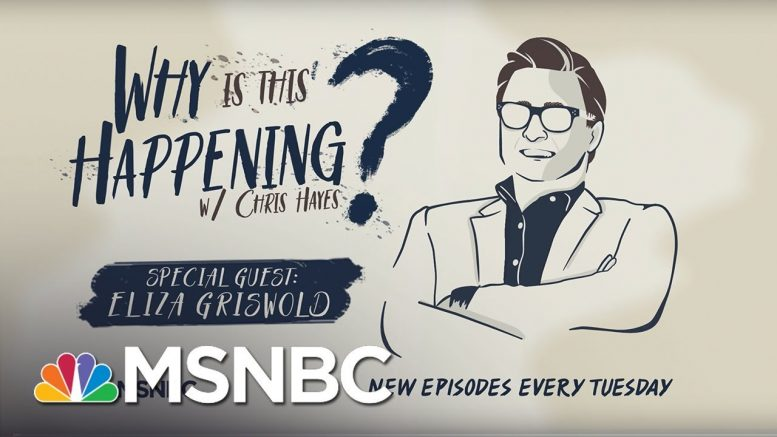 Fracking Trump Country With Eliza Griswold | Why Is This Happening? - Ep 10 | MSNBC 1