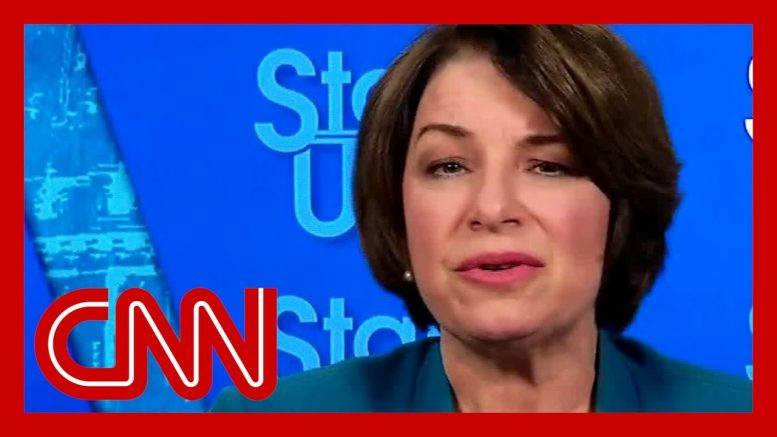 Amy Klobuchar on impeachment trial: I have a constitutional duty 1