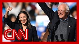Bernie Sanders picks up endorsement from Ocasio-Cortez 1