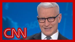 Anderson Cooper mocks White House press secretary's Mulvaney story 1
