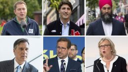 Election eve: Final push for votes amid divisive campaign 4