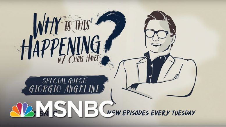 Our Real Estate Obsession With Giorgio Angelini | Why Is This Happening? - Ep 13 | MSNBC 1