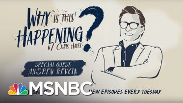 The Wicked Problem Of Climate Change With Andrew Revkin | Why Is This Happening? - Ep 16 | MSNBC 6
