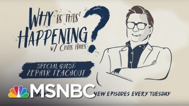 Why Trump's Corruption Matters with Zephyr Teachout | Why Is This Happening? - Ep 17 | MSNBC 4