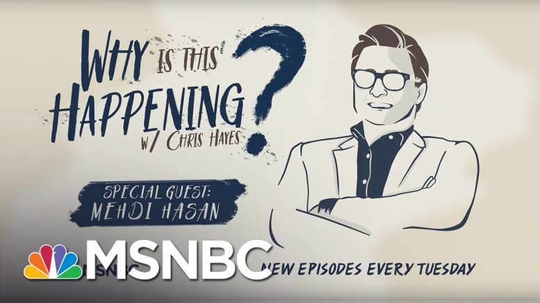Trump, Brexit, And Racial Grievance With Mehdi Hasan | Why Is This Happening? - Ep 18 | MSNBC 1