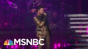 Queen Performs 'Crazy Little Thing Called Love' | MSNBC 3