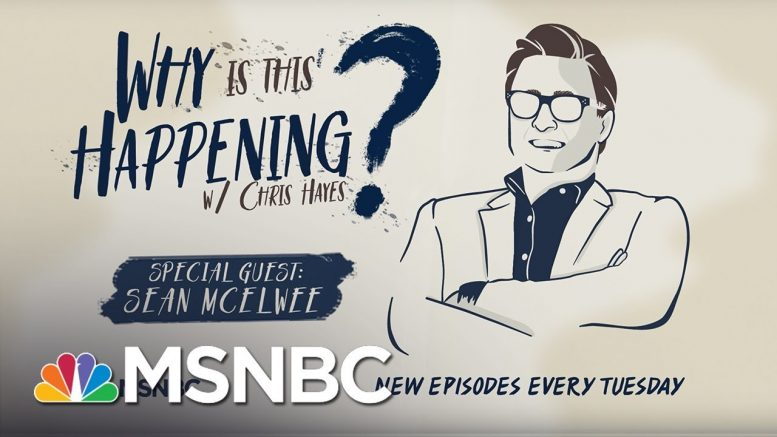 The Left Wing Of The Democratic Party With Sean McElwee | Why Is This Happening? - Ep 20 | MSNBC 1