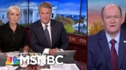 President Donald Trump Putting Troops At Greater Risk, Says Senator | Morning Joe | MSNBC 2