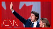 Trudeau's Liberal Party wins Canada's general election 2