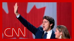 Trudeau's Liberal Party wins Canada's general election 1