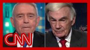 Dan Rather, Sam Donaldson have dire warning about Trump 4