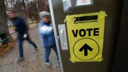 'Mega-polling' station created for Manitoba storm evacuees 2