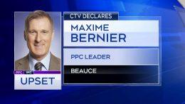 PPC Leader Maxime Bernier loses his seat in Quebec 7
