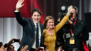 Trudeau thanks Canada for giving Liberals 'clear mandate' 2