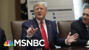 Trump Defends Decision To Pull Out Of Syria: 'Our Troops Are Coming Home' | MSNBC 5