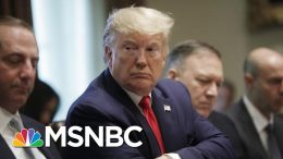 Trump Rails Against Democrats Over Impeachment: 'Maybe The Informant Was Adam Schiff' | MSNBC 5
