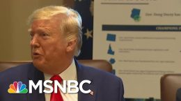 Trump Belittles Article I, Section 9, Paragraph 8 Of Constitution: 'Phony Emoluments Clause' | MSNBC 4