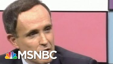 Giuliani's Road To Trump 'Fixer' Enmeshed In Impeachment Scandal | The Beat With Ari Melber | MSNBC 6