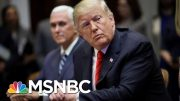 House Democrats Zero In On 'Abuse Of Power' Impeachment Focus | Velshi & Ruhle | MSNBC 4