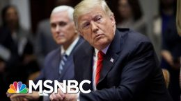 House Democrats Zero In On 'Abuse Of Power' Impeachment Focus | Velshi & Ruhle | MSNBC 7