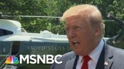 Two Key Officials Agree To Depositions In House Impeachment Inquiry | MTP Daily | MSNBC 2