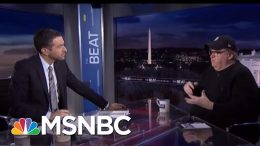 Full Interview: Michael Moore On Trump Impeachment, Endorsing Bernie And Guns | MSNBC 1