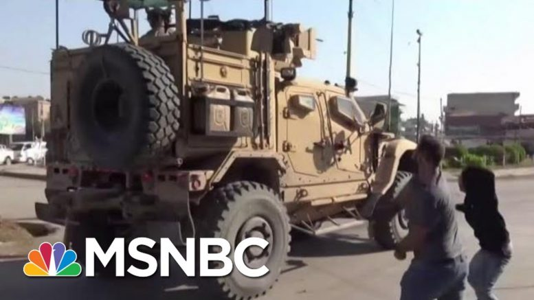 President Donald Trump's Ignorance And Delusions When It Comes To Foreign Policy | Deadline | MSNBC 1
