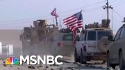 Stavridis On Syria: 'We Have Devalued The Currency Of Our Word' | MTP Daily | MSNBC 4